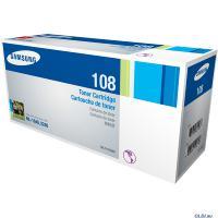 КАРТРИДЖ SAMSUNG MLT-D108S для ML-1640/1641/1645/2240/2241 Original