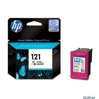 КАРТРИДЖ HP DJ 121 (Цветной, CC643HE) Original