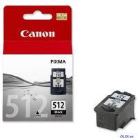 КАРТРИДЖ CANON PG-512, PIXMA MP240/260/480, BK, (O)