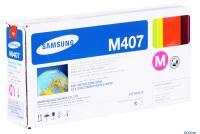 КАРТРИДЖ SAMSUNG CLT-K407S для CLP-320/325/CLX-3185 1k magenta (О)