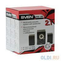 ЗВУКОВЫЕ КОЛОНКИ Sven MS-80  2.1  2х1+5Вт
