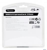 УСТРОЙСТВО ExpressCard на 2 USB2.0 port