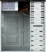 КОРПУС 3Cott 2308 ATX, 450Вт, USB, Audio, черный.