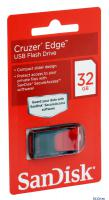 ПАМЯТЬ USB FLASH DRIVE_32GB SanDisk Cruzer Edge (SDCZ51-032G-B35)