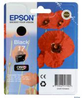 КАРТРИДЖ EPSON T1701 Expression Home XP-33/103/203/207 Black Orig