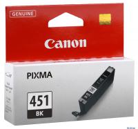 КАРТРИДЖ CANON CLI-451BK IP7240/MG6340/MG5440 (O)