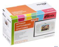 """ИГРОВАЯ КОНСОЛЬ RITMIX RZX-27 2,8"""" 320x240, 4Гб подключение USB, 800 мАч белая"""