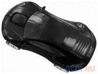 МЫШЬ CBR MF-500 Lazaro Black, 800dpi, игр.автомобиль, подсветка, USB
