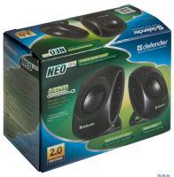 ЗВУКОВЫЕ КОЛОНКИ DEFENDER Neo S4  2x2W, USB, черный