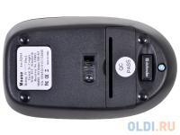МЫШЬ беспроводная Defender Datum MM-015 Nano Black (Черн) 3кнопки,1200dpi