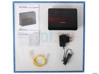 МАРШРУТИЗАТОР D-LINK DIR-615/A/N1A Беспроводной 2,4 ГГц (802.11n) 4-х портовый маршрутизатор, до 300 Мбит/с