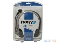 МИКРОФОН С НАУШНИКАМИ EasyTouch Headset ET-262 Vanilla Stereo  Retail