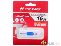 ПАМЯТЬ USB FLASH DRIVE_16GB Transcend 790W (TS16GJF790W)