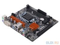 МАТ. ПЛАТА ASRock H110M-DGS <S1151, iH110, 2*DDR4, PCI-E16x, DVI, SATAIII, GB Lan, USB3.0, mATX, Retail>