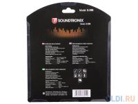 МИКРОФОН С НАУШНИКАМИ Soundtronix S-298 микр. на шнуре