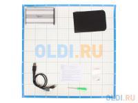 УСТРОЙСТВО MOBILE RACK Gembird EE2-U2S-5-S, серебро, USB 2.0, SATA, металл