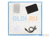 УСТРОЙСТВО MOBILE RACK Gembird EE2-U2S-41, серебро, USB 2.0, SATA, металл