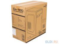 КОРПУС Aerocool Cs-100 Advance , mATX, без БП, 2x USB2.0 +1x USB3.0