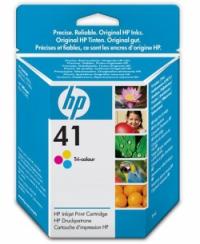 КАРТРИДЖ HP DJ  41 (Цветной, 51641AЕ) Original