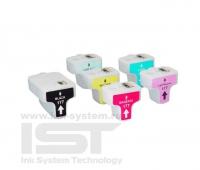 ПЗК HP (177) Photosmart 3110/3210/3213/3310/3313/C5175/C5180/C5183/C5185/D6160  (HP177) 6 шт auto IST