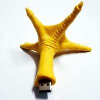 ПАМЯТЬ USB FLASH DRIVE_4GB N014/куриная ножка