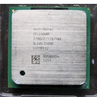 ПРОЦЕССОР INTEL CELERON-2400 Socket 478 (128K)