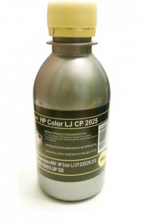 ТОНЕР HP Color LJ CP 2025/CM 2320 Silver АТМ (фл,80,желт,Chemical)