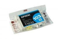 КАРТРИДЖ EPSON T1032 St Office T40W/TX550W/600FW/610FW Cyan Китай