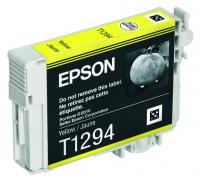 КАРТРИДЖ EPSON T12944011 SX230/235W/SX420W/SX425W/BX305F yellow (Hi-Black)