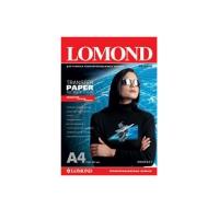 ФОТОБУМАГА LOMOND термотрансфер для темных тканей А4, 10л