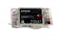 КАРТРИДЖ EPSON T054740 R800/1800,Red,Hi-Black