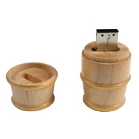 ПАМЯТЬ USB FLASH DRIVE_4GB M042/бочонок