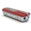 MP3-плеер NEXX NF-355, FM radio + дикт, штекер USB2.0,Red